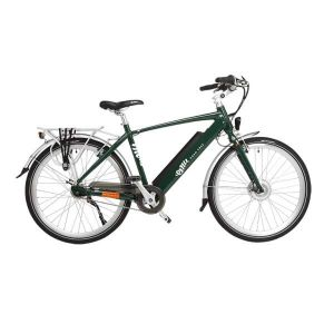 Emu Classic Crossbar Electric Bike with Battery