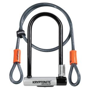 Kryptolok U-Lock with 4' Cable