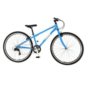 Squish 650B Blue Hybrid Bike