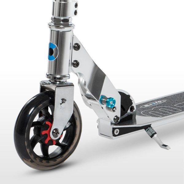 Speed Classic Micro Scooter Silver-3