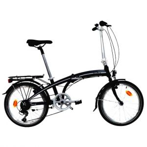 Orus Folding Aluminum Bike