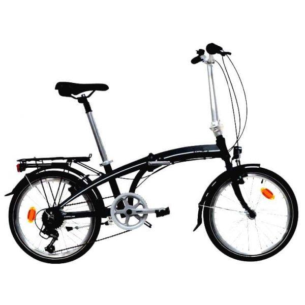Orus Folding Aluminum Bike