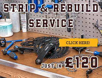 Strip and Rebuild Service