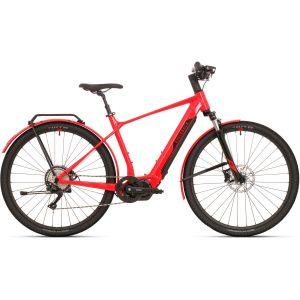 Ridgeback Advance Hybrid  2021 Red Bicycle