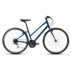 Ridgeback Velocity Open Frame Hybrid Bicycle