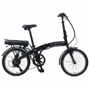 Foldable Dawes Curve Electric Bicycle