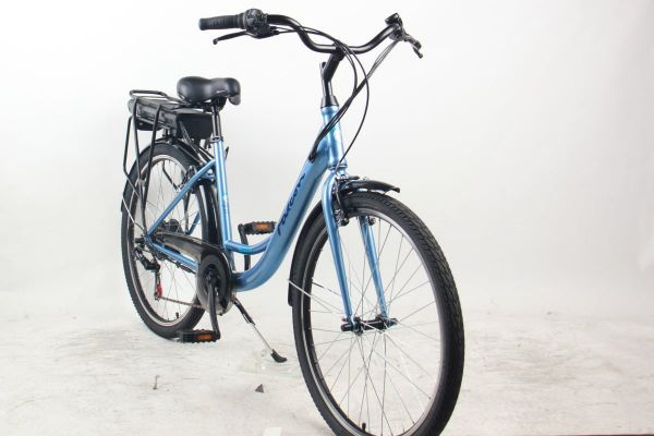 Falcon Serene 26″ Leisure Ebike/Electric Bike front view