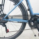 Falcon Serene 26″ Leisure Ebike/Electric Bike back Tyre