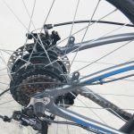 Falcon Spark 26″ Electric Mountain Bike freewheel cassette