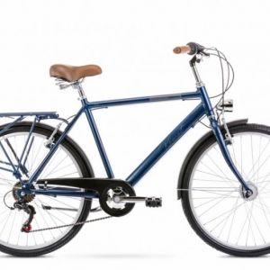 ROMET ORION 6S BLUE BICYCLE