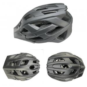 roux matte black helmet