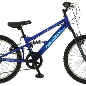 Falcon Cobalt 20″ Wheel Full Suspension Mountain Bike